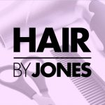 Hair By Jones Logo