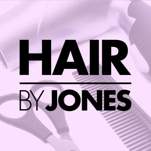 Hair By Jones Logo