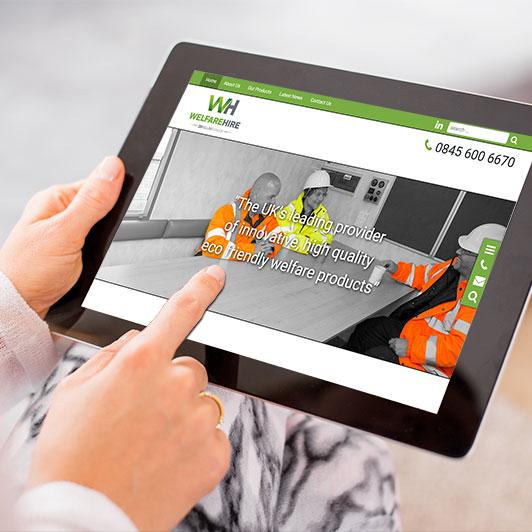 Welfare-Hire-Website